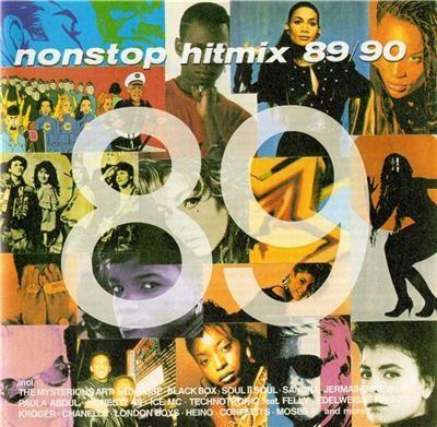 Hit Mix 89/90