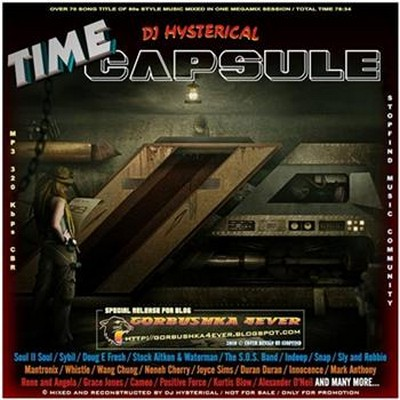 DJ Hysterical - Time Capsule Mix 01