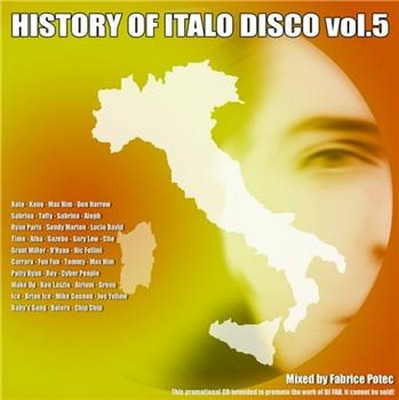 DJ Fab - The History of ItaloDisco - volume 05