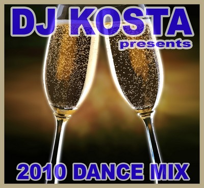 DJ Kosta - Dance Mix 2010