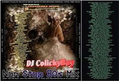 DJ ColickyBoy - Non Stop 80s Mix - YearMix 2008