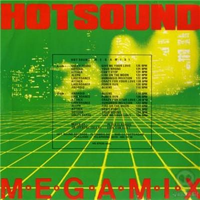 HotSound Megamix Volume 01