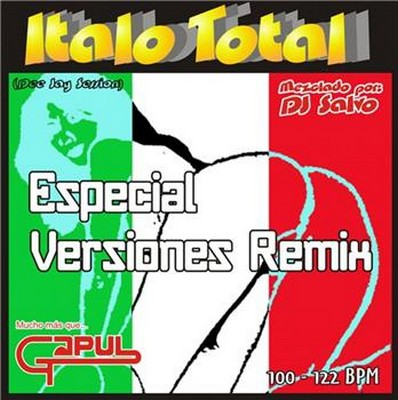 DJ Salvo - Italo Total Especial Remixes