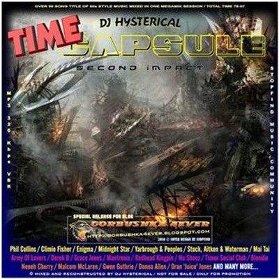 DJ Hysterical - Time Capsule Mix 02