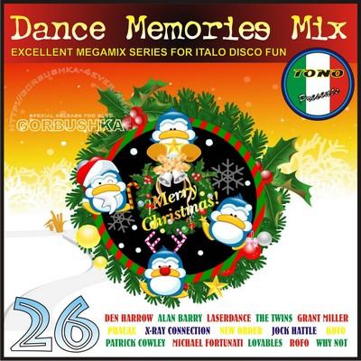 DJ Tono - Dance Memories Mix volume 26