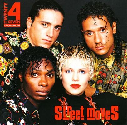 Twenty 4 Seven feat Captain Hollywood - Street Moves [1990]