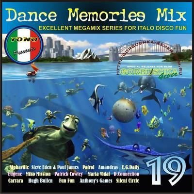 DJ Tono - Dance Memories Mix volume 19