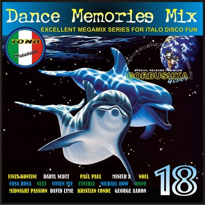 DJ Tono - Dance Memories Mix volume 18
