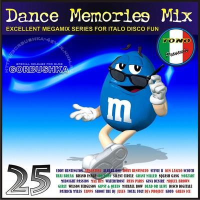 DJ Tono - Dance Memories Mix volume 25
