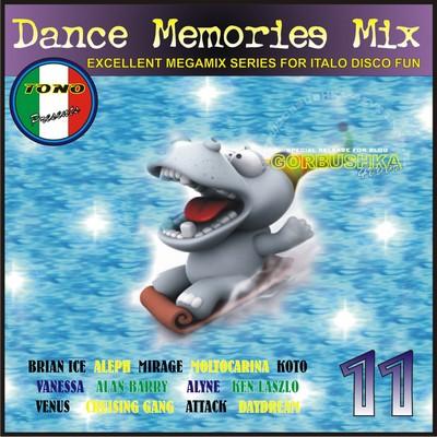 DJ Tono - Dance Memories Mix volume 11