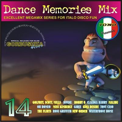 DJ Tono - Dance Memories Mix volume 14