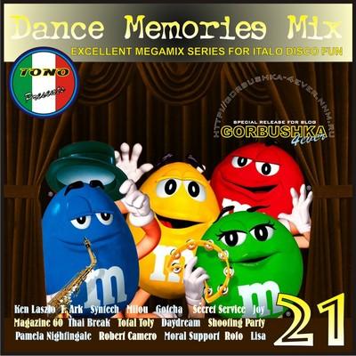 DJ Tono - Dance Memories Mix volume 21