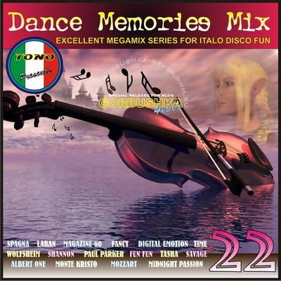 DJ Tono - Dance Memories Mix volume 22
