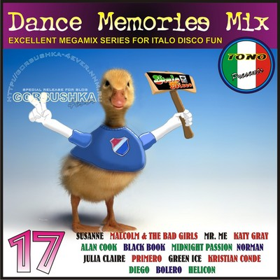 DJ Tono - Dance Memories Mix volume 17