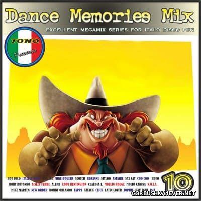 DJ Tono - Dance Memories Mix volume 10
