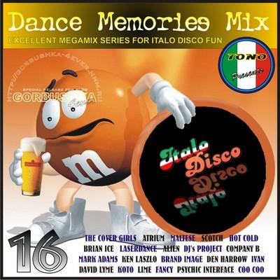 DJ Tono - Dance Memories Mix volume 16