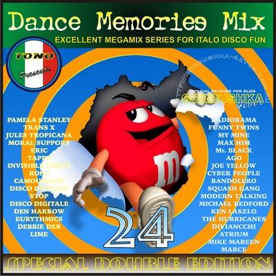 DJ Tono - Dance Memories Mix volume 24