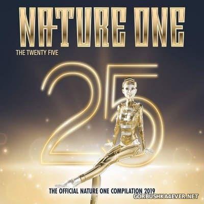 Nature One 2019 - The Twenty Five [2019] / 3xCD