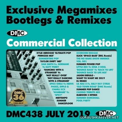 DMC Commercial Collection 438 [2019] July / 2xCD