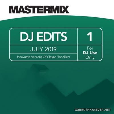 [Mastermix] DJ Edits vol 1 [2019]