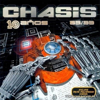 [Vale Music] Chasis - 10 Años 89-99 [1999] / 2xCD