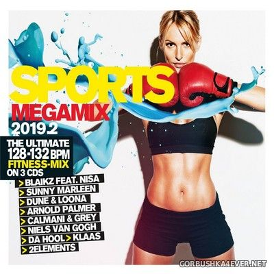 Sports Megamix 2019.2 [2019] / Mixed by DJ Deep