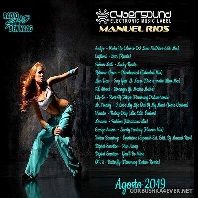 DJ Manuel Rios - Agosto Mix 2019