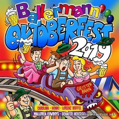 Ballermann Oktoberfest 2019 [2019] / 2xCD