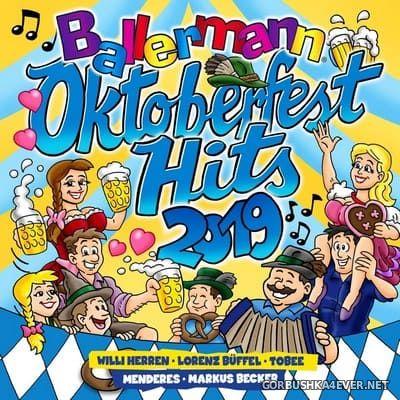 Ballermann Oktoberfest Hits 2019 [2019] / 2xCD