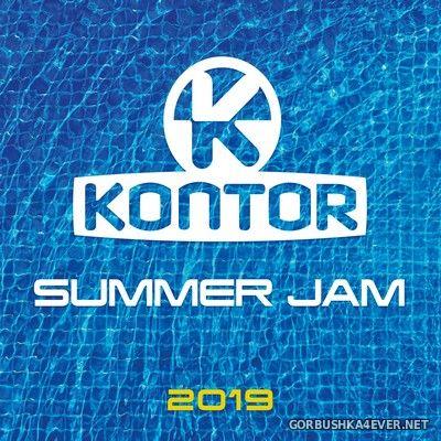 [Kontor] Summer Jam 2019 [2019] / 3xCD