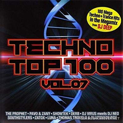 [SWG Team] Techno Top 100 Megamix vol 07 [2006] / 2xCD