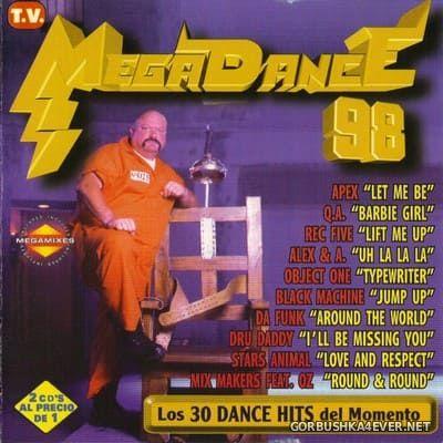 [Max Music] Megadance 98 [1997] / 2xCD