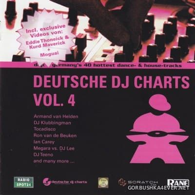 [OTA Media] Deutsche DJ Charts vol 4 [2006] / 2xCD