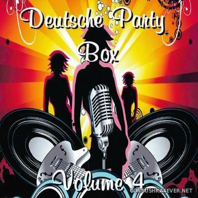 Deutsche Party Box vol 4 [2019] 2xCD