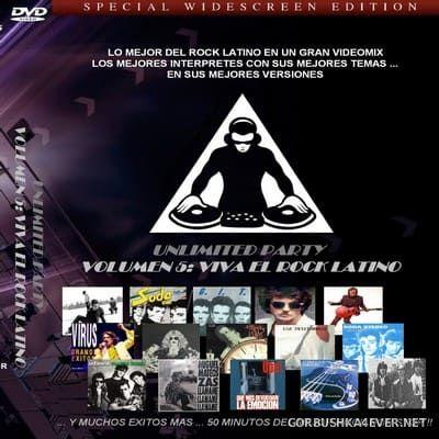 Unlimited Party vol 5 [2009] Viva El Rock Latino