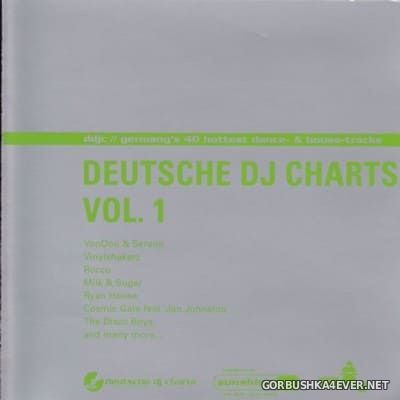 [OTA Media] Deutsche DJ Charts vol 1 [2005] / 2xCD