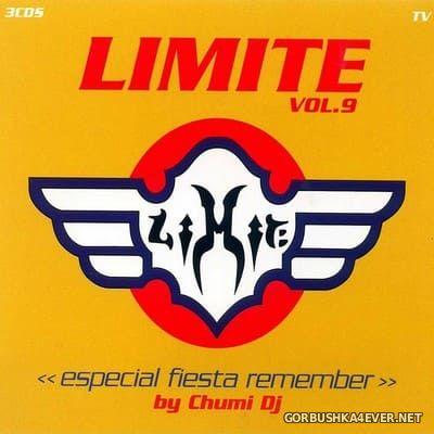 [Bit Music] Limite vol 9 - Especial Fiesta Remember [2003] / 3xCD / Mixed by Chumi DJ