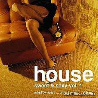 [OTA Media] House - Sweet & Sexy vol 1 [2005] / 2xCD / Mixed by Benny Tourneur, DJ Teeno & Mondo