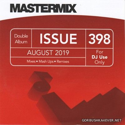 Mastermix Issue 398 [2019] August / 2xCD