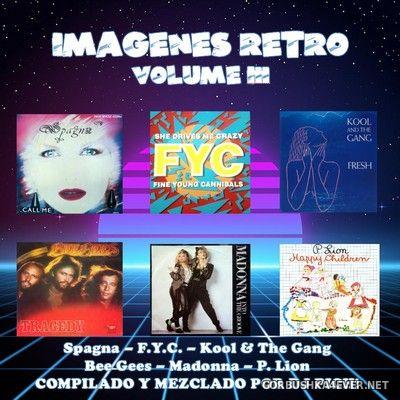 DJ Pich - Imágenes Retro Mix III [2019]