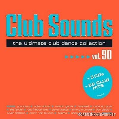 Club Sounds vol 90 [2019] / 3xCD