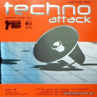 [Warner Special Marketing] Techno Attack Volume Two [1999] / 2xCD