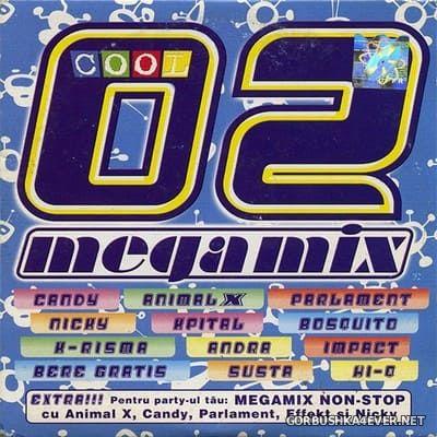 [Nova Music Entertainment] Cool Megamix 02 [2001]