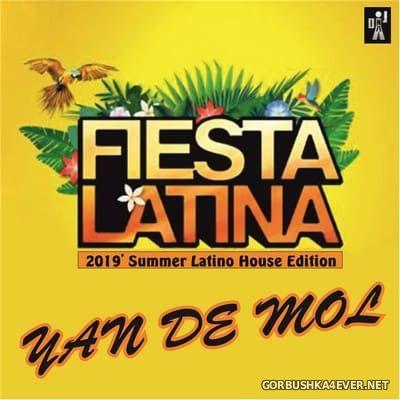 DJ Yano - Summer Latina Fiesta Mix [2019]