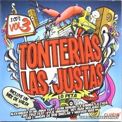 [Blanco y Negro] Tonterias Las Justas vol 3 [2011] / 3xCD