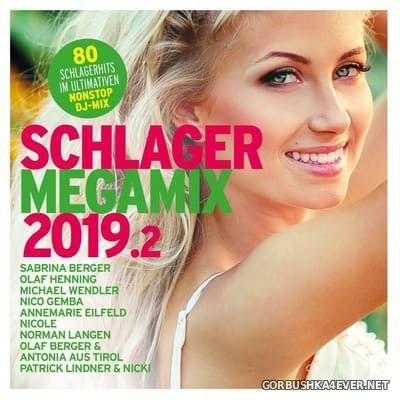 Schlager Megamix 2019.2 [2019] Mixed by DJ Deep