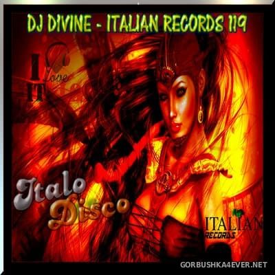 DJ Divine - Divine Italian Records 119 [2019]