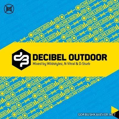 Decibel Outdoor 2019 [2019] Mixed By Wildstylez, N-Vitral & D-Sturb