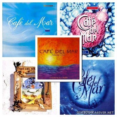 Cafe Del Mar volume 01 - volume 05 [1994-1998]