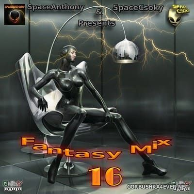 Fantasy Mix vol 16 [2012] by SpaceAnthony & SpaceCsoky